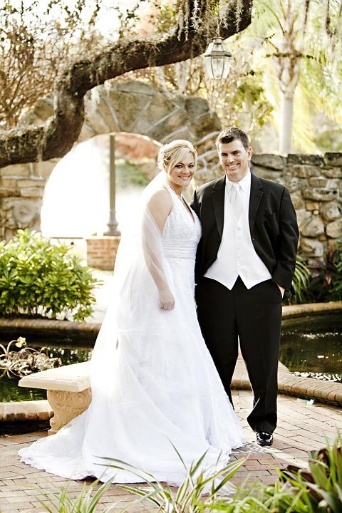 বিবাহের প্রেম দম্পতি বিবাহ বিয়ে