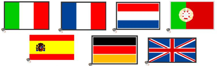 netherlands holland eropa uk germany Inggris france Spanyol ireland belgium portugal