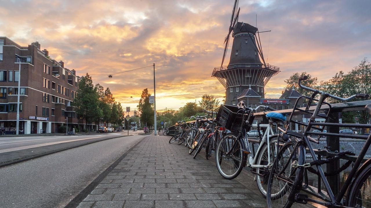 암스테르담 네덜란드 호텔에 머무르는 최고의 장소