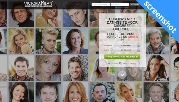 ვიქტორია მილანში Dating Site
