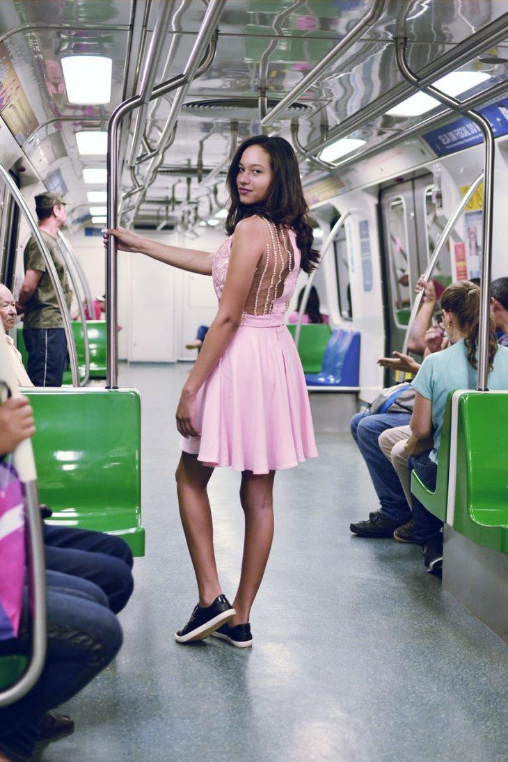7 نصائح لنجاح مع امرأة في القطار