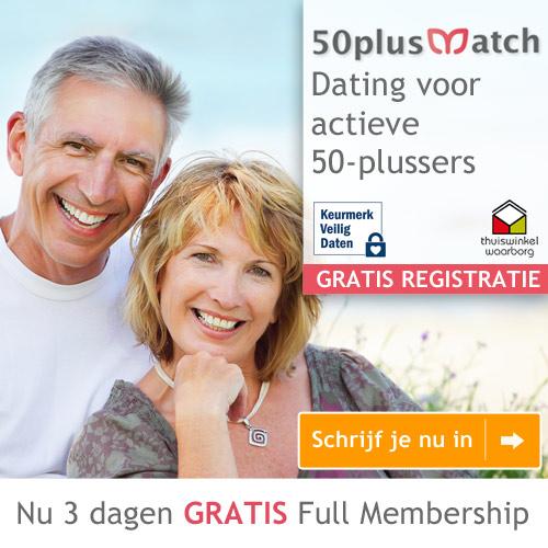 50 plus dating voor hoger opgeleiden