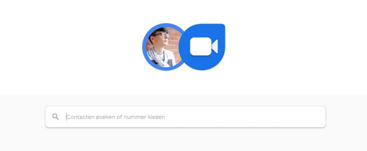 Videobellen met Google Duo nu ook in browser