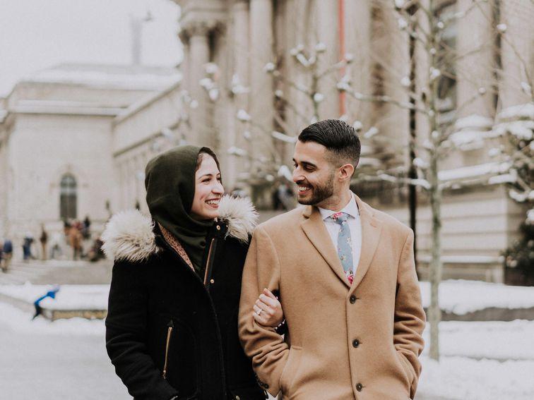 نه فقط Tinder: چگونه هزاره های مسلمان به دنبال عشق هستند – CNET